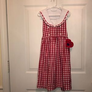 Summer Fourth of July Dress